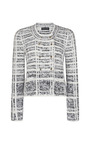 Tweed Knit Cardigan by SONIA RYKIEL for Preorder on Moda Operandi