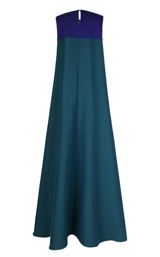 Petrol Rada Dress by ROKSANDA for Preorder on Moda Operandi