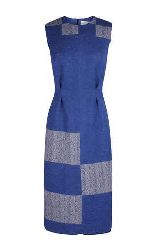 Medium roksanda ilincic blue ida dress