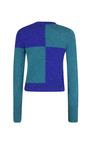 Petrol Burnham Sweater by ROKSANDA for Preorder on Moda Operandi