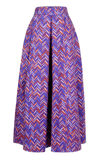 Pink Devan Skirt by ROKSANDA for Preorder on Moda Operandi