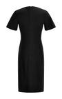 Satin Dress by CéDRIC CHARLIER for Preorder on Moda Operandi