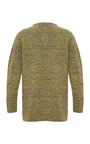 Melange Boucle Knit Sweater by NO. 21 for Preorder on Moda Operandi