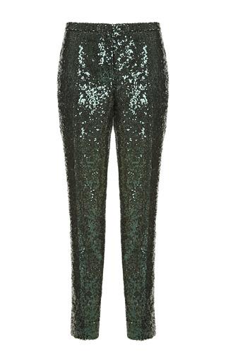 Medium no 21 metallic brunilde pants