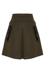 Gioia Embellished Skirt by NO. 21 for Preorder on Moda Operandi