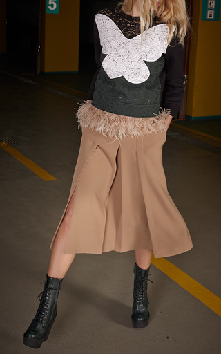 Guadalupe Skirt by NO. 21 for Preorder on Moda Operandi