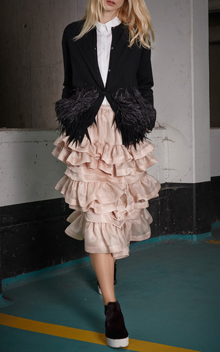 Gigliola Skirt by NO. 21 for Preorder on Moda Operandi