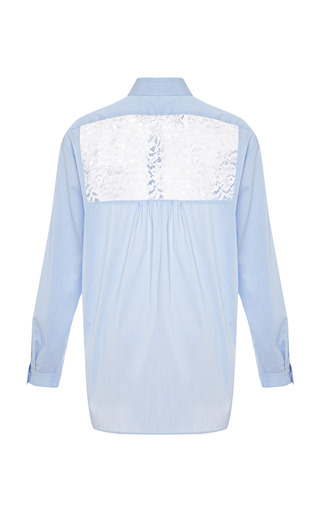 Clenziana Shirt by NO. 21 for Preorder on Moda Operandi