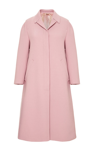 Medium no 21 pink camilla coat