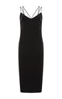 Cushnie Et Ochs Viscose Double Strap Slip Dress by CUSHNIE ET OCHS for Preorder on Moda Operandi