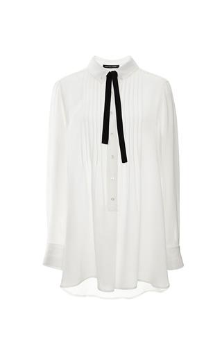 Medium marissa webb white marissa webb darla silk blouse