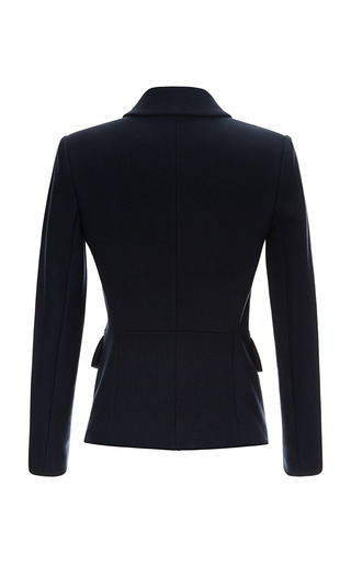 Yigal Azrouel Double Knit Wool Double Breasted Jacket by YIGAL AZROUëL for Preorder on Moda Operandi