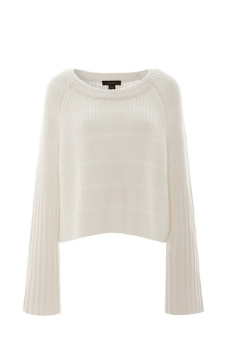 Medium ellery white ellery sylvester sweater