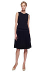 A.L.C. Heavy Stretch Crepe Taylor Dress by A.L.C. for Preorder on Moda Operandi