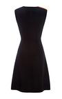 Mega Rose Cady Stretch Sleeveless A Line Dress by PETER SOM for Preorder on Moda Operandi