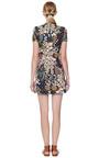 Cotton Blend Giupure Lace Mini Dress by VALENTINO Now Available on Moda Operandi