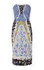 Ks Printed Crepe Jersey Dress by PETER PILOTTO Now Available on Moda Operandi