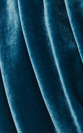 Velvet Dress by CUSHNIE ET OCHS for Preorder on Moda Operandi