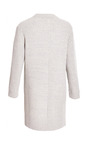 Oatmeal Step Hem Cardigan by THAKOON for Preorder on Moda Operandi