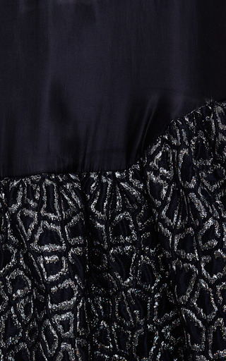 Memphis Lurex Jacquard Dress by CALLA for Preorder on Moda Operandi