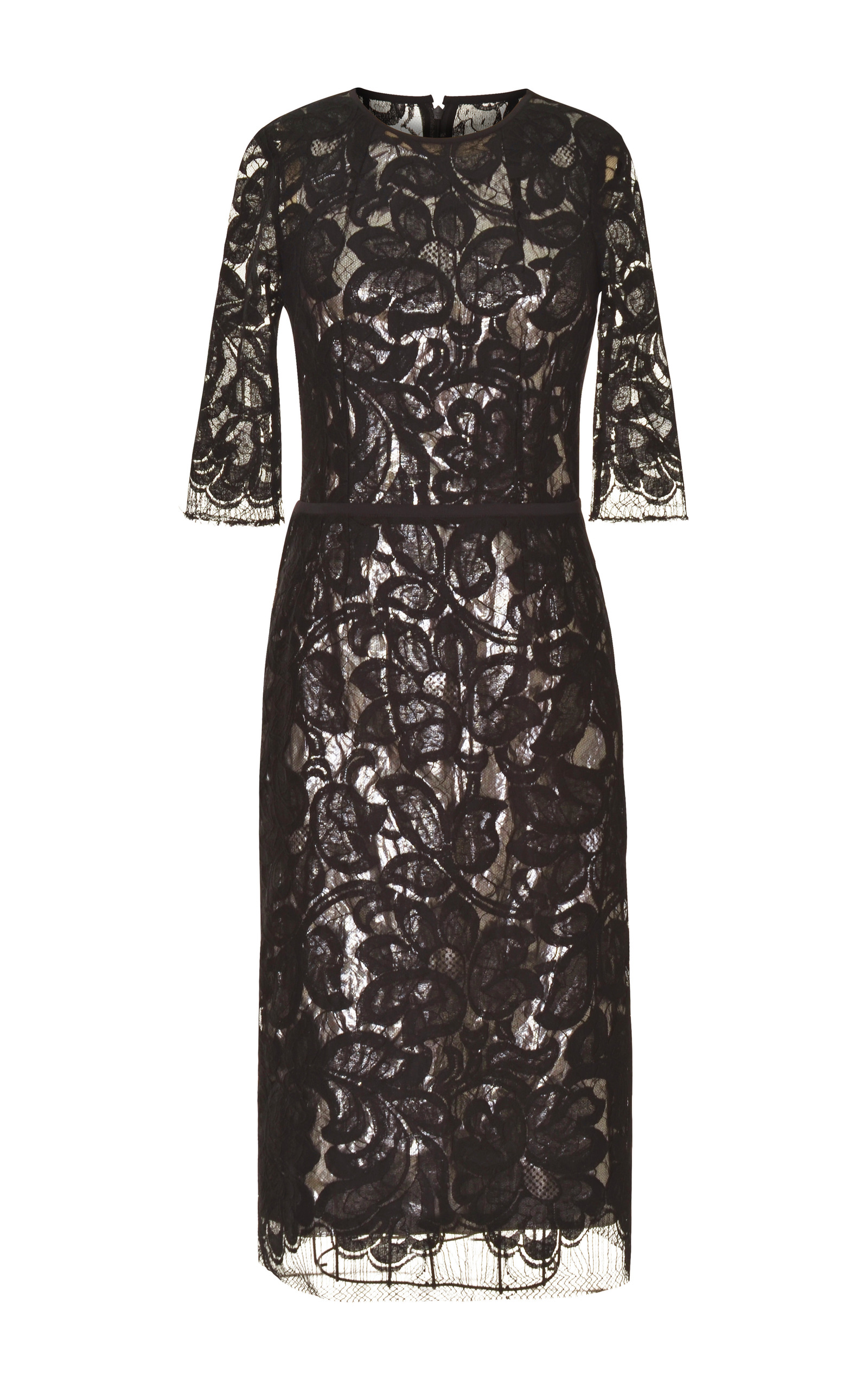 E vie black dress 1930s