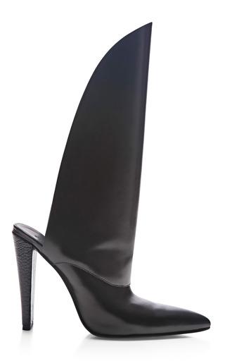 Medium alexander wang black lin closed toe boot 2