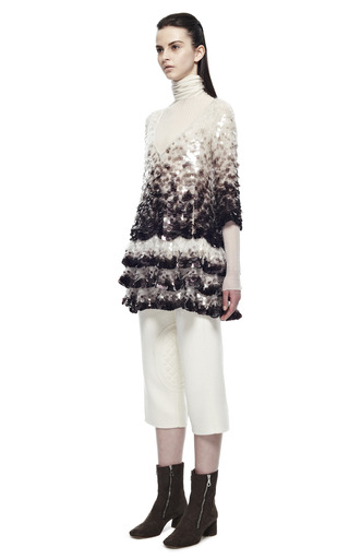 Degrade Sequin V Neck Tunic by MARC JACOBS for Preorder on Moda Operandi