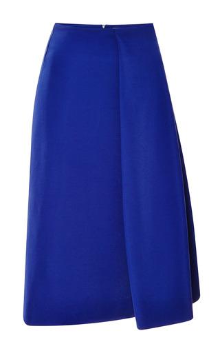 Medium j w anderson blue sail skirt in royal blue