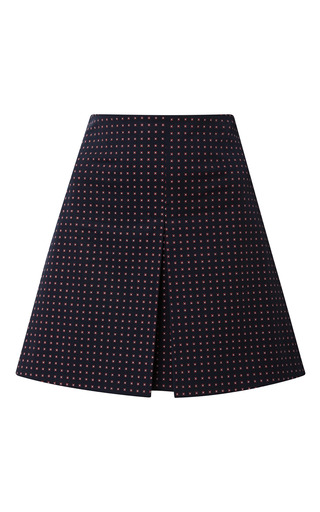 Medium tory burch navy klarissa skirt