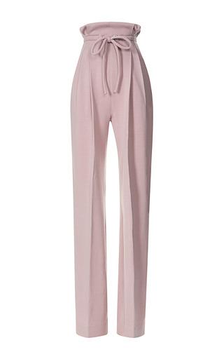 Medium rodarte pink mauve wool jersey drawstring pants