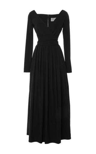 Medium preen black ted satin bergman dress 2