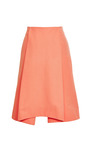 Petra Power Stretch Cascade Skirt In Petal Pink by OPENING CEREMONY for Preorder on Moda Operandi