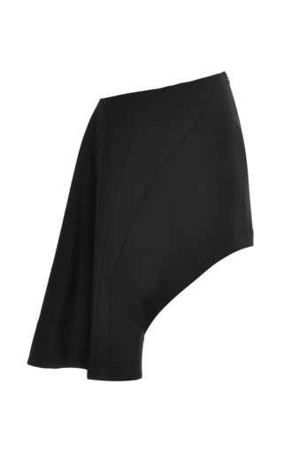 Medium opening ceremony black thea tech pushed side skirt