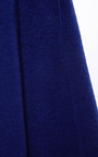 Cobalt Bonded Wool Wrap Skirt by OPENING CEREMONY for Preorder on Moda Operandi