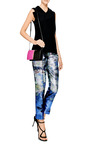 Cropped Brocade Pants by ANTONIO BERARDI Now Available on Moda Operandi