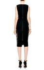 Zipper Detail Jacquard Dress by ANTONIO BERARDI Now Available on Moda Operandi