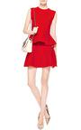 Knit Wool Blend Peplum Top by ANTONIO BERARDI Now Available on Moda Operandi