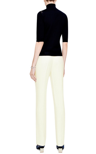 Silk Blend Pants by GIAMBATTISTA VALLI Now Available on Moda Operandi