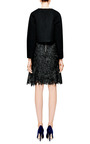 Woven Cropped Jacket by GIAMBATTISTA VALLI Now Available on Moda Operandi