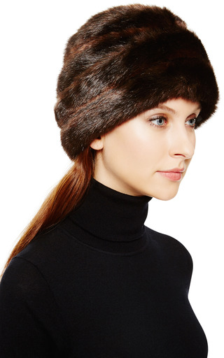Faux Fur Hat by HARVEY FAIRCLOTH Now Available on Moda Operandi