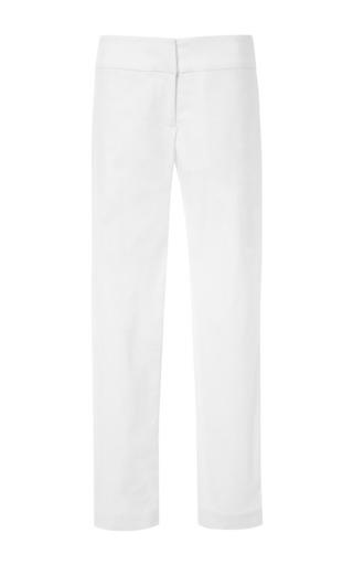 Medium harvey faircloth white straightleg trouser