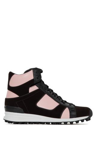 Medium 3 1 phillip lim pink trance high top sneaker in bubblegum