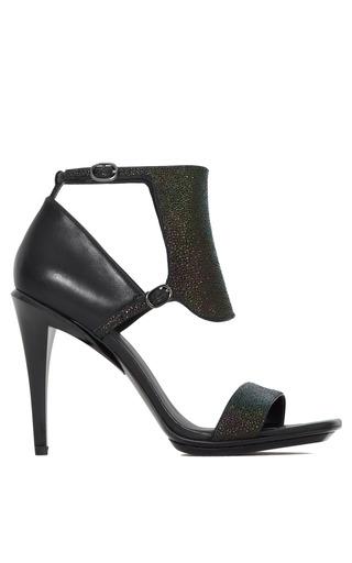 Medium 3 1 phillip lim black aurora sandal in petrol