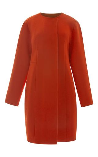 Stuffed Felt Coat by NARCISO RODRIGUEZ for Preorder on Moda Operandi
