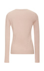 Cashmere Crewneck Sweater by DEREK LAM for Preorder on Moda Operandi
