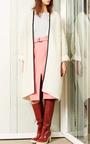 Carnation Belted Patch Pocket Skirt by DEREK LAM 10 CROSBY for Preorder on Moda Operandi