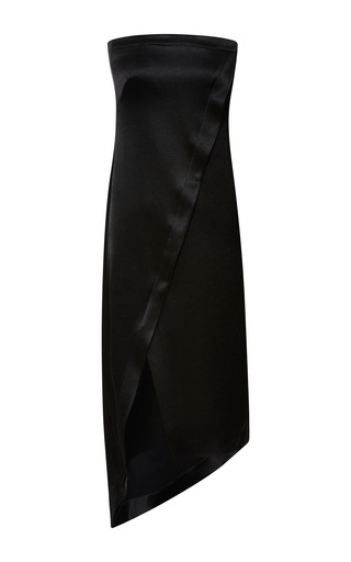 Downtown Crepe Wrap Dress by DEREK LAM 10 CROSBY for Preorder on Moda Operandi