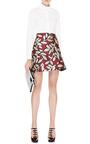 Floral Jacquard Mini Skirt by MARNI Now Available on Moda Operandi