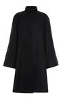 Wool Coating Coat by ZAC POSEN for Preorder on Moda Operandi