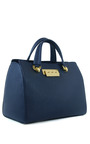 Eartha Barrel Satchel In Chateau by ZAC ZAC POSEN for Preorder on Moda Operandi